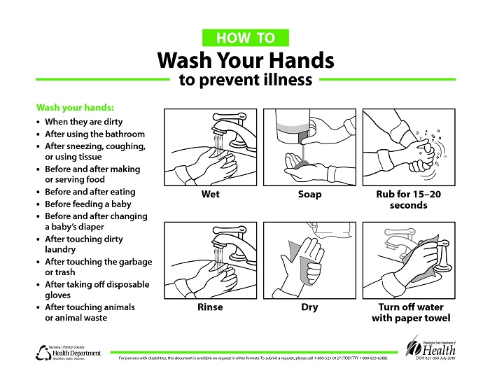 who guidelines on hand hygiene in healthcare