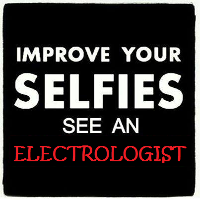 See an electrologist